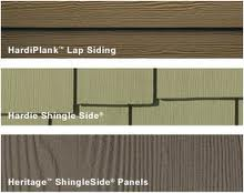 siding images