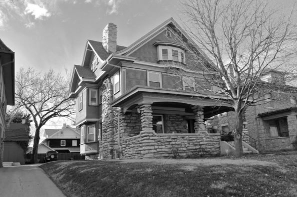 Painting Considerations For Kansas City Shirtwaist Houses