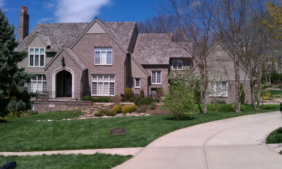 Residential Exterior Painting | Kansas City Commercial ...