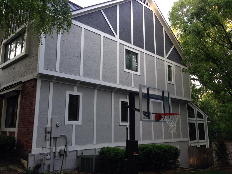Residential Exterior Painting | Kansas City Commercial & Residential ...