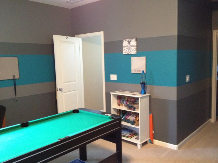 exciting teenage boy bedroom paint ideas | Repainting Your Kids' Bedrooms This Summer | Kansas City ...
