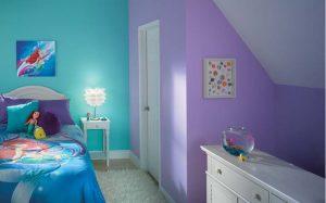 kids turqoise purple