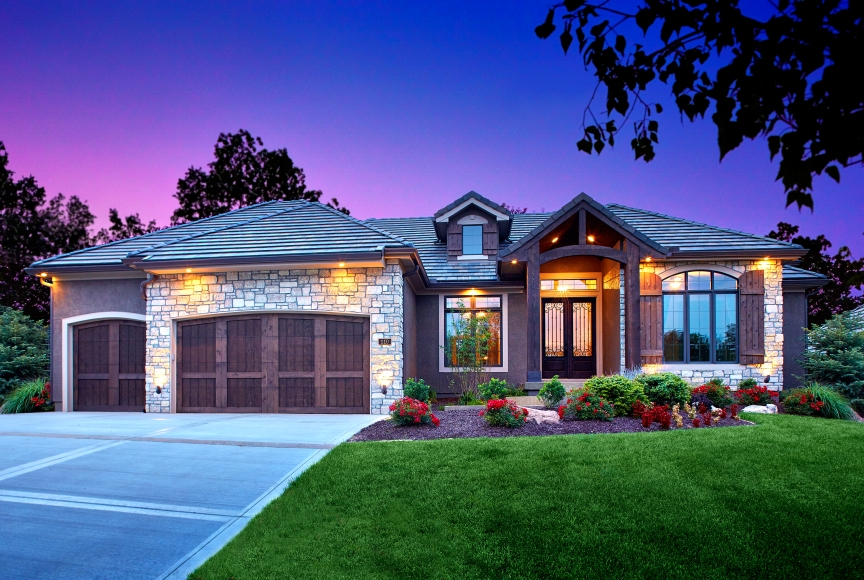 Homes For Sale In Leawood Kansas