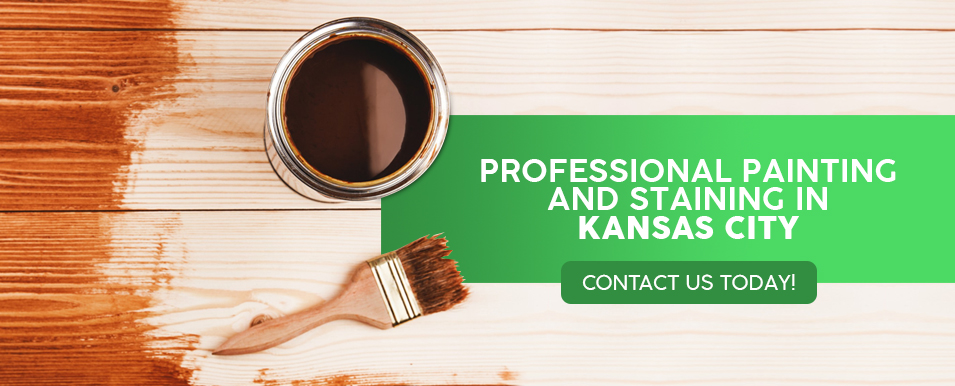 Professional Painting and Staining in Kansas City